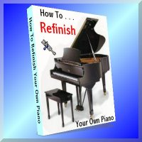 How To Refinish Your Own Piano