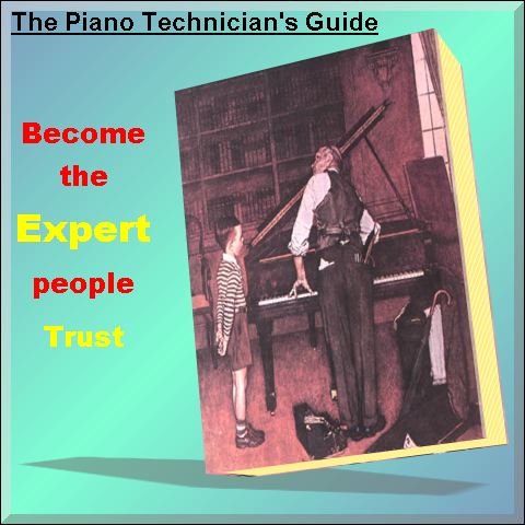 Piano Technician's Guide